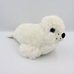 Peluche phoque blanc NAUSICAA