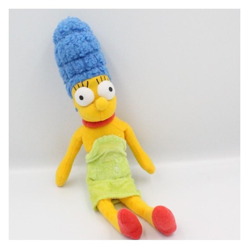 Peluche Poupée Marge la femme d' Homer Les Simpsons