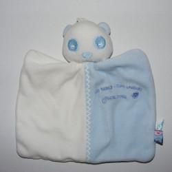 Doudou les bébés ratons laveurs SUCRE D'ORGE