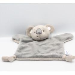 Doudou plat koala gris MOBILAC 2