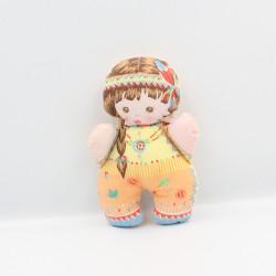 Ancien doudou poupée...