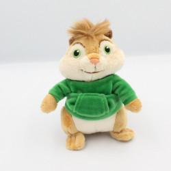 Doudou écureuil Alvin et les Chipmunks Théodore GIPSY
