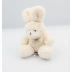 Doudou lapin blanc Les...