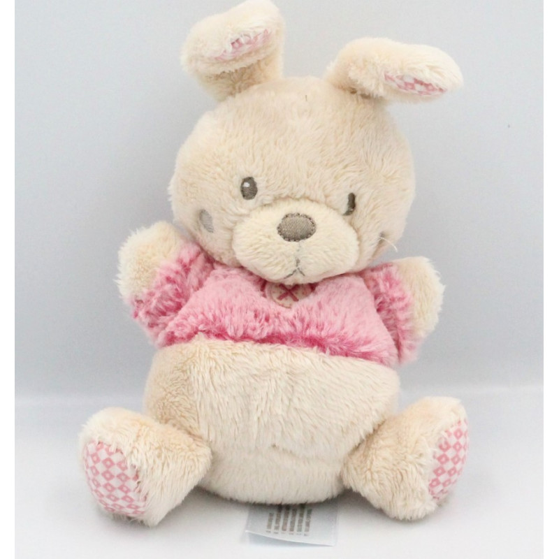 Petit Doudou lapin beige rose SIMBA TOYS
