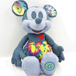 Peluche collector Mickey Mouse Memories 6/12 serie limité DISNEY STORE