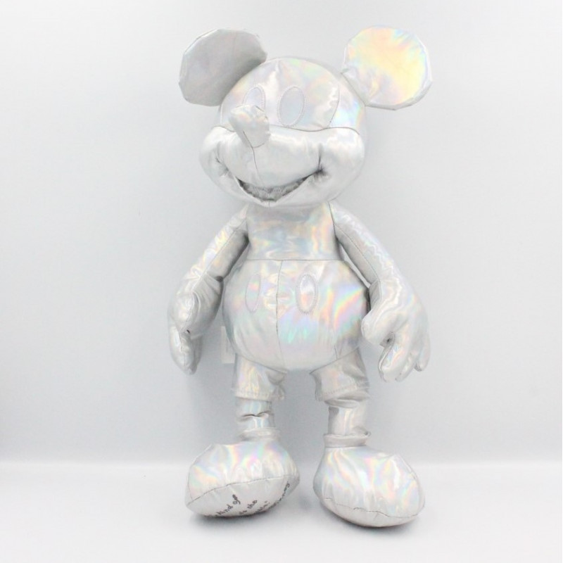 Peluche collector Mickey Mouse Memories 12/12 serie limité DISNEY STORE