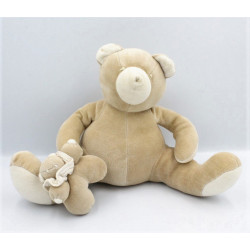 Doudou musical ours beige...