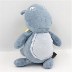 Doudou dragon bleu vert ORCHESTRA PREMAMAN