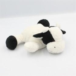 Doudou vache blanche noir KIABI