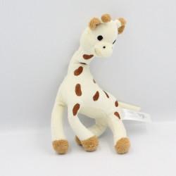 Doudou sophie la girafe beige marron VULLI