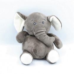 Doudou éléphant marron H&M - H ET M