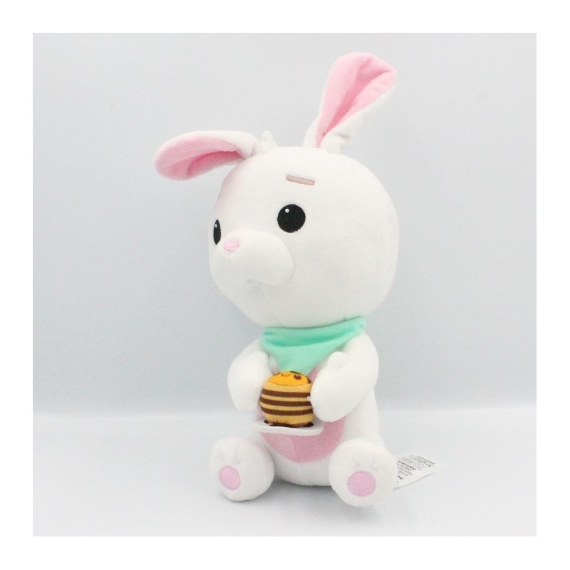 Peluche lapin blanc crêpes Les mondes de Ralph 2 Disney Store