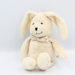 Doudou lapin écru beige ANNA CLUB PLUSH