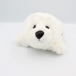 Peluche phoque blanc NATURE...