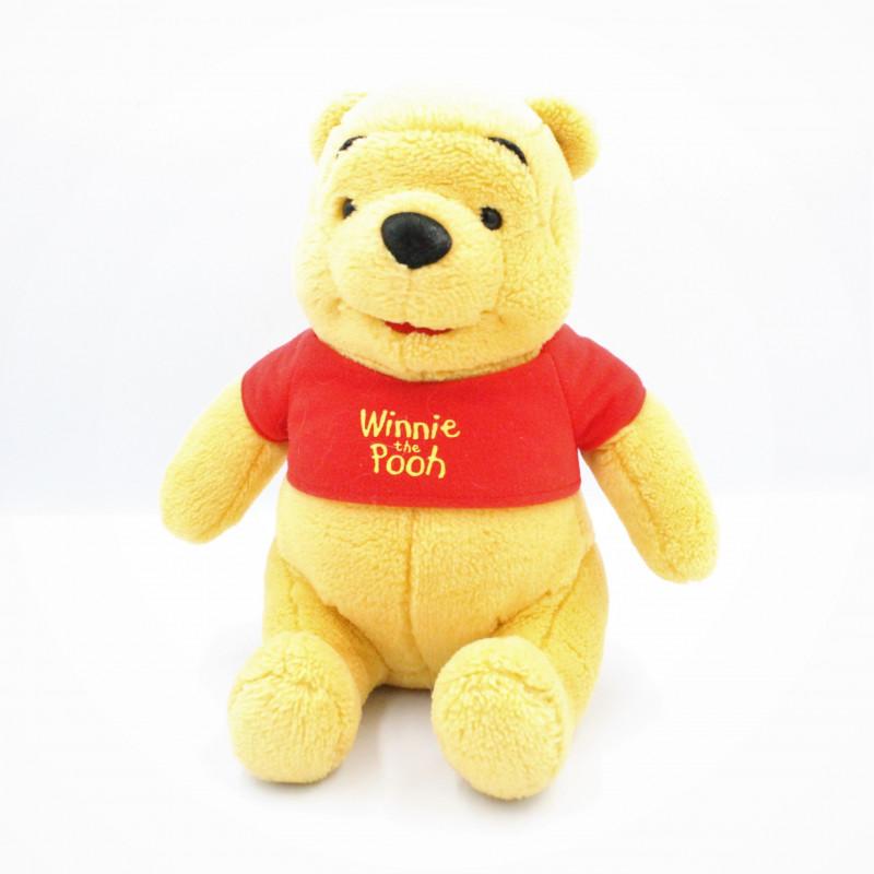 Peluche Winnie l'ourson  Jemini