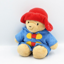 Doudou Peluche ours Paddington RAINBOW DESIGNS