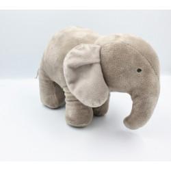 Doudou éléphant gris JACADI