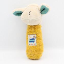 Doudou baton hochet mouton...