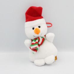 Petit Doudou bonhomme de neige FIZZY