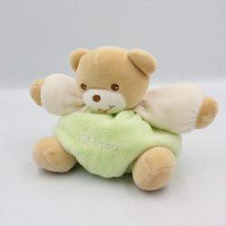 Doudou ours boule vert TAKINOU