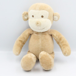 Doudou singe beige MY NATURAL