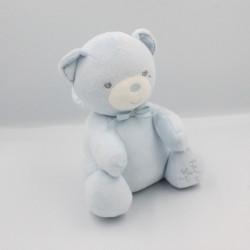 Doudou musical ours bleu Perle KALOO