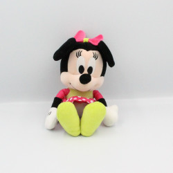 Peluche Minnie robe rose...