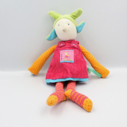 Doudou Colette Trottinette MOULIN ROTY