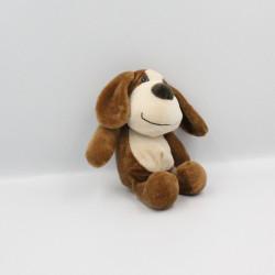 Doudou chien marron SOSTRENE GRENES