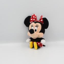 Peluche sonore Minnie noir rouge pois DISNEY PRIMARK