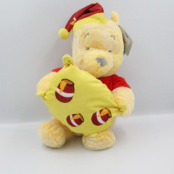 Peluche Winnie l'ourson coussin miel Snuggle Disney PTS