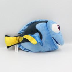 Peluche poisson bleu Dory Le Monde de Némo DISNEY NICOTOY 33 cm