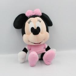 Peluche Minnie robe rose à pois DISNEY SIMBA DICKIE