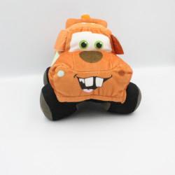 Peluche voiture orange Cars Tom Mater DISNEY