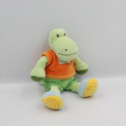 Doudou crocodile vert MA PETITE TRIBU
