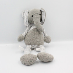 Doudou peluche éléphant...