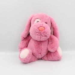 Doudou chien rose APREVA