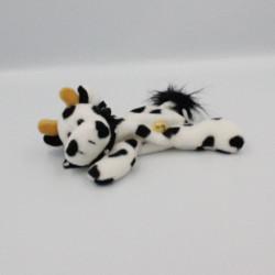 Petit Doudou vache blanche noir SUNKID
