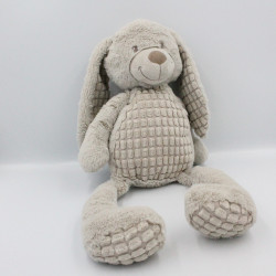 Doudou lapin gris TEX Y