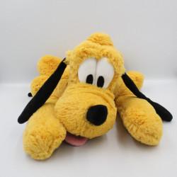Peluche chien Pluto collier...