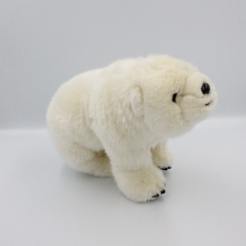 Peluche ours polaire GALERIE LAFAYETTE