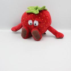 Peluche fruit fraise rouge GOODNESS GANG