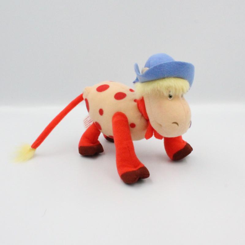 Peluche vache Azalée du Manége Enchanté JEMINI 17 cm