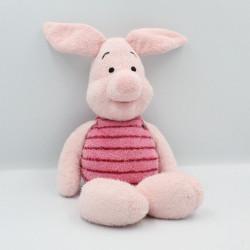 Doudou cochon rose Porcinet DISNEY 37 cm