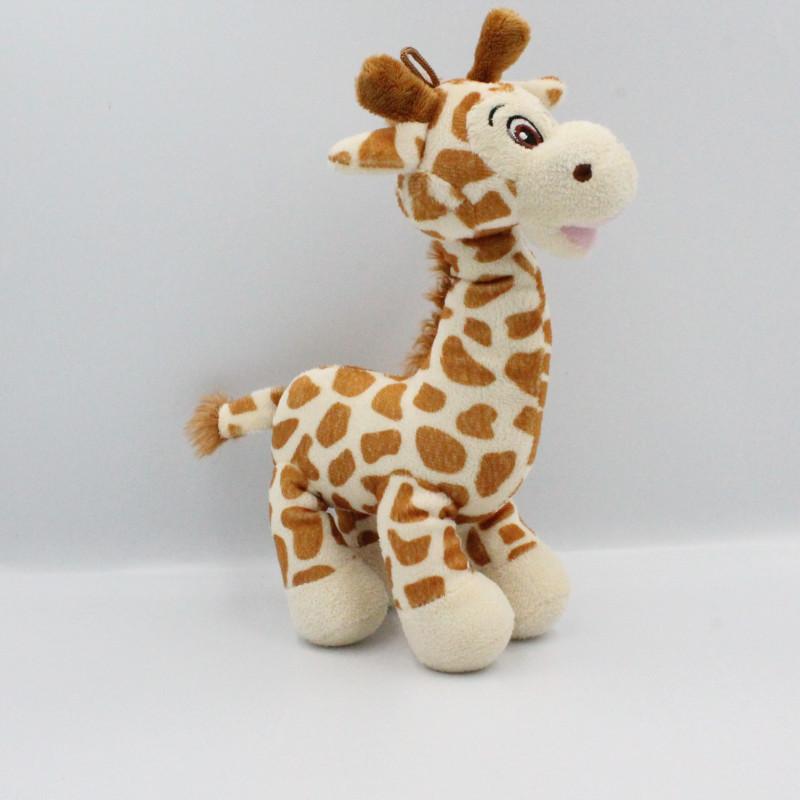 Doudou girafe SANDY