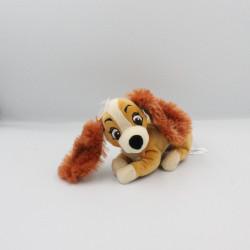 Doudou chien belle La belle et le clochard DISNEY NICOTOY