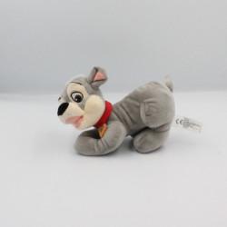 Peluche Clochard le chien de La Belle et le Clochard Disney Nicotoy
