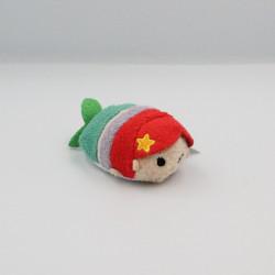 Mini peluche Tsum Tsum Ariel la petite sirène Disney Nicotoy