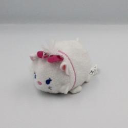 Mini peluche Tsum Tsum chat Marie Les Aristochats Disney Nicotoy