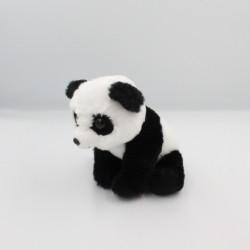Peluche panda blanc noir BABOO TY INC